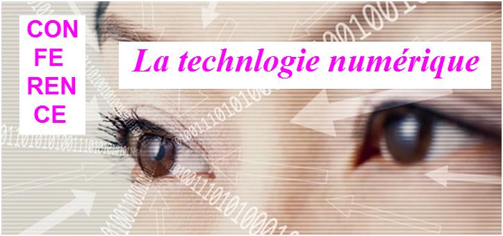 Conférence : Pourquoi et comment le numérique s'est-il universellement imposé ?