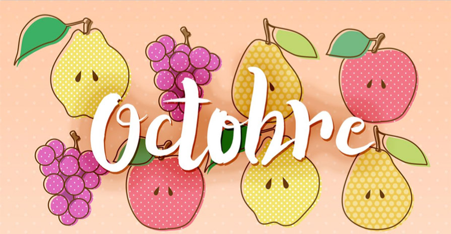Programme d'Octobre 2019